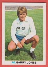 Bolton Wanderers Garry Jones